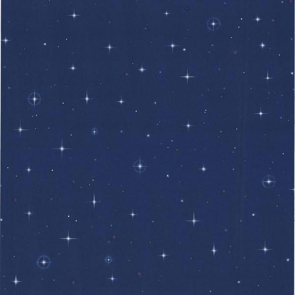 Starfleet Navy Blue Stars