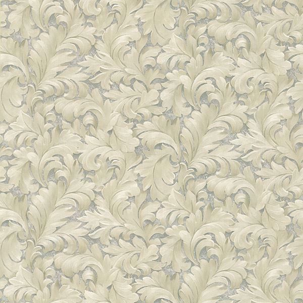 Fulvia Platinum Scroll