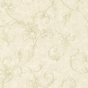 Elysium Cream Grape Scroll