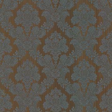 Monalisa Brown Damask Fabric