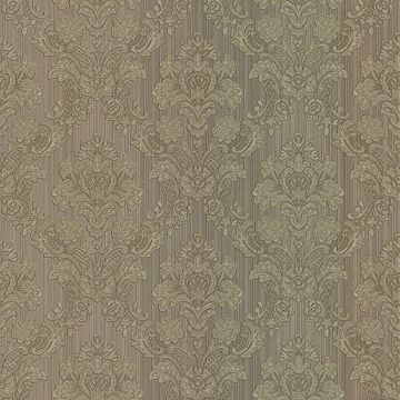 Monalisa Grey Damask Fabric