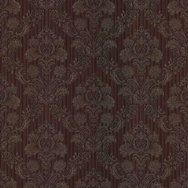 Monalisa Purple Damask Fabric