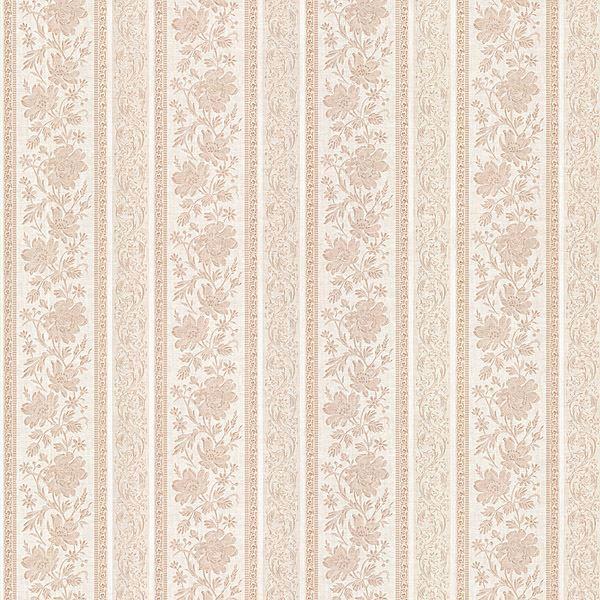 Lissandra Pink Floral Stripe