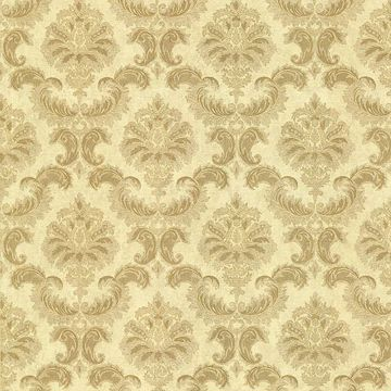 Louis Beige Damask