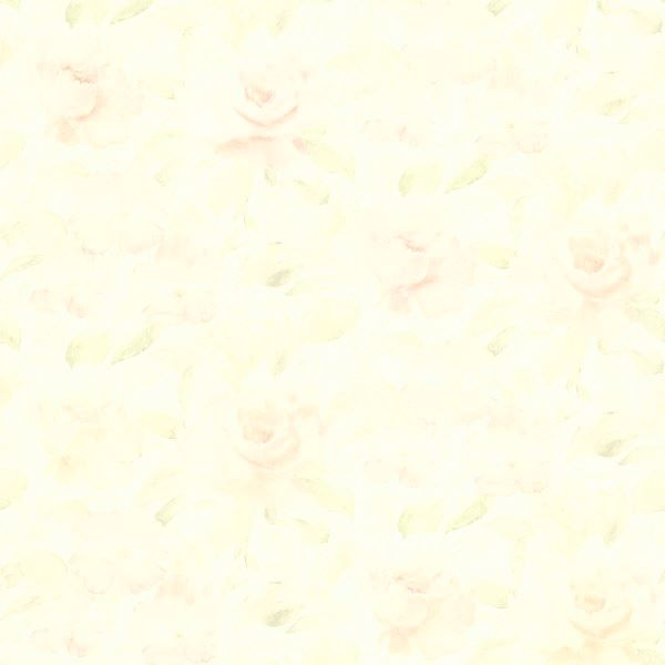 Whitney Peach Watercolour Floral