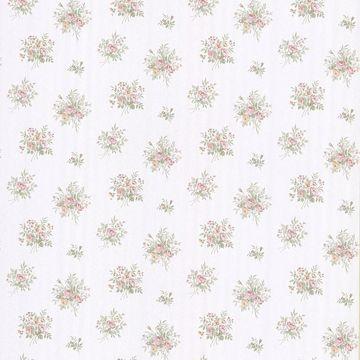 Myrna Pastel Linen Floral Toss