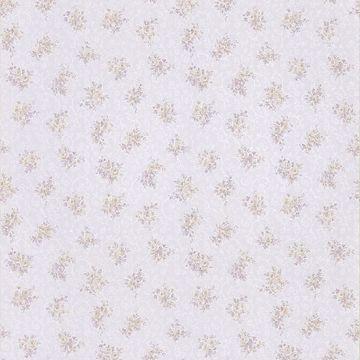 Clarissa Mauve Small Floral Toss