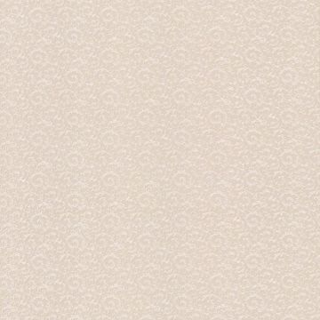 Lisette Beige Scroll Texture