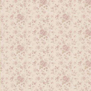 Emmelina Salmon Satin Rose