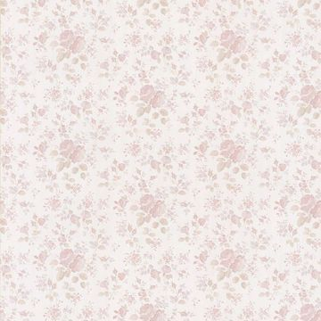 Emmelina Peach Satin Rose
