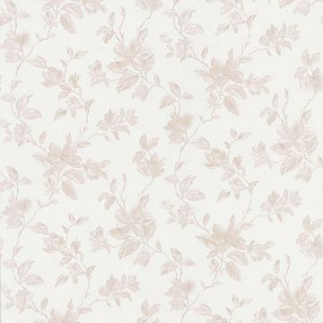 Plumier Cream Mid Scale Floral