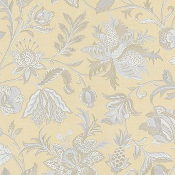 Ynes Yellow Jacobean