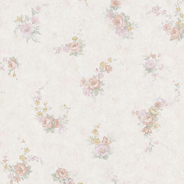 Carmen Pastel Floral Toss