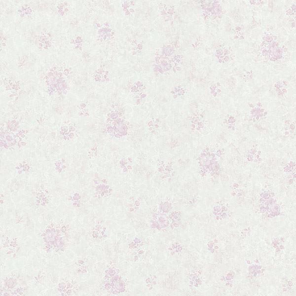 Carmelita Lavender Floral Toss Coordinate