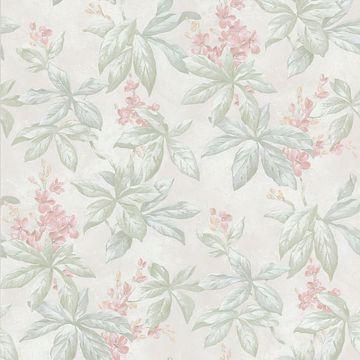 Nadine Pastel Leaf Blossom Trail