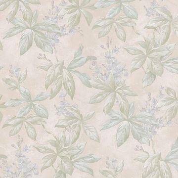 Nadine Lavender Leaf Blossom Trail