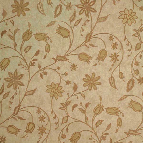 Jasmina Brass Stylised Floral
