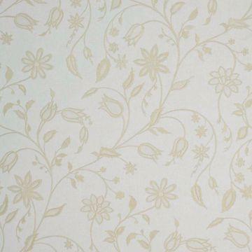 Jasmina Beige Stylised Floral