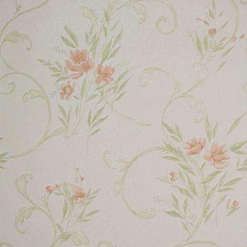 Kallista Pearl Floral Scroll