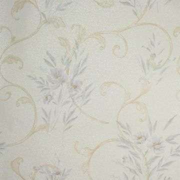 Kallista Cream Floral Scroll