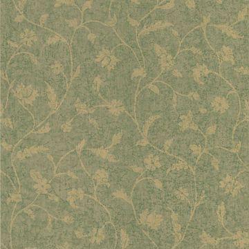 Batik Green Batik Fabric