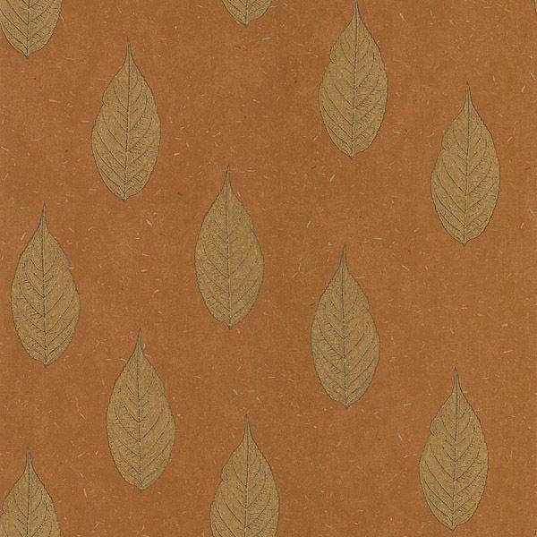 Madhya Orange Leaves