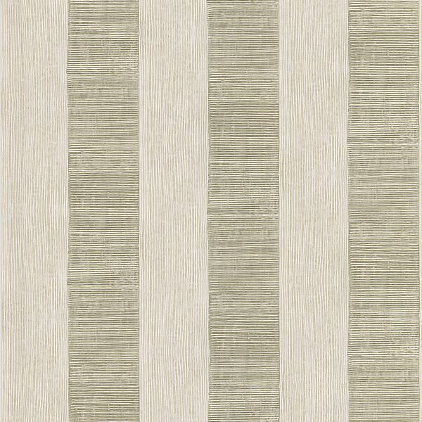 Nairobi Taupe Block Stripes