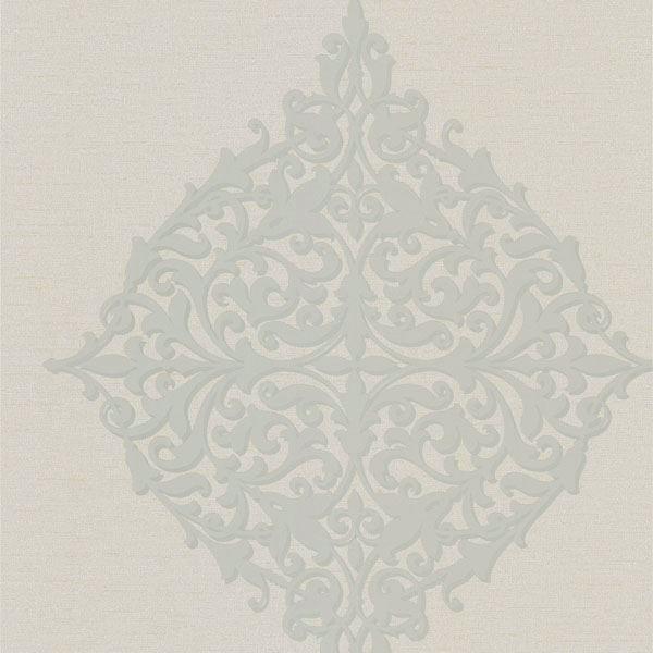 Pastiche Grey Classical Motif