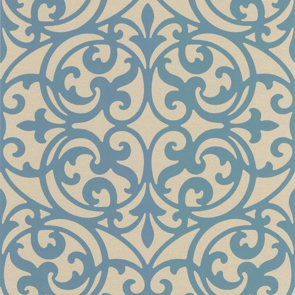 Sonata Blue Ironwork