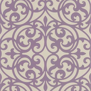 Sonata Purple Ironwork