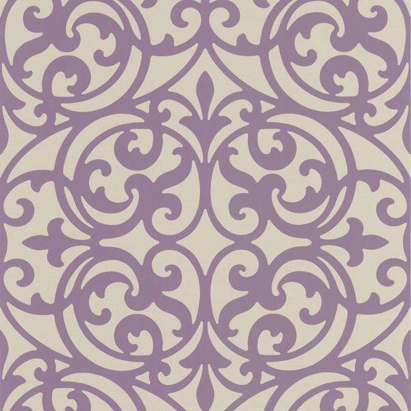 Sonata Purple Ironwork