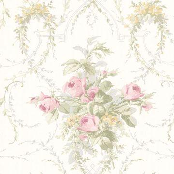 Verdant Pink Floral Bouquet