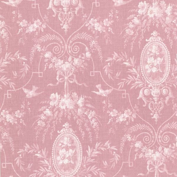 Flourish Pink Cameo Fleur