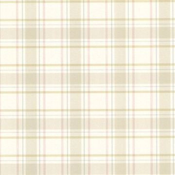 Grand Plaid Beige Plaid