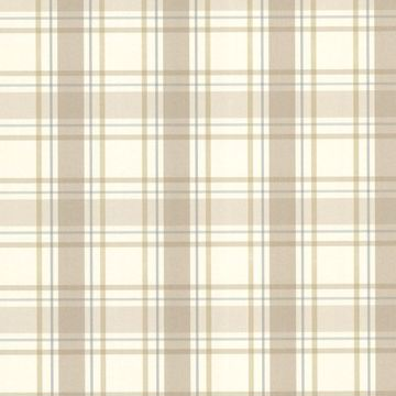 Grand Plaid Taupe Plaid