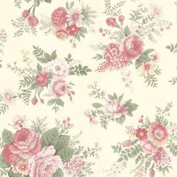 Rosa Pink Floral Medley