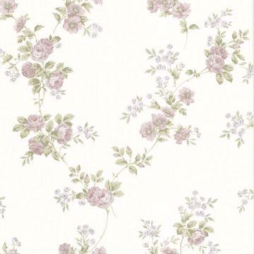 Blossom Mauve Floral Trail
