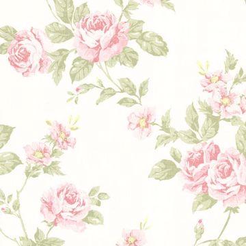 Bloom Blush Floral Trail