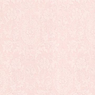 Ornament Blush Damask Motif