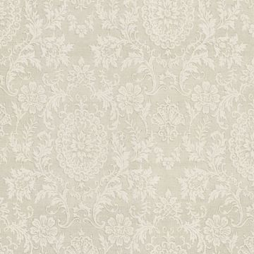 Ornament Sage Damask Motif