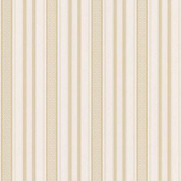 Geoffrey Cream Ornamental Stripe