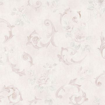 Eloise Pearl Floral Scroll