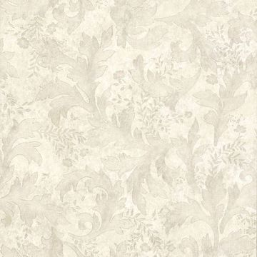 Serafina Cream Scroll