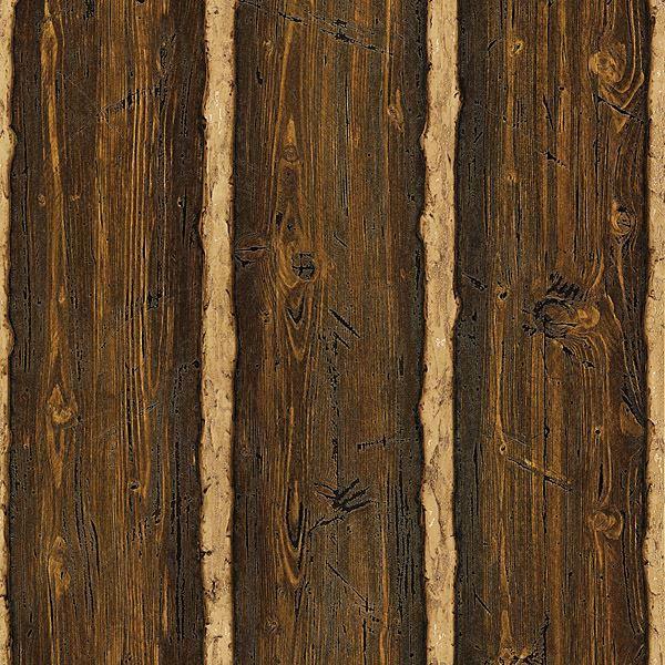 Franklin Brown Rustic Pine Wood