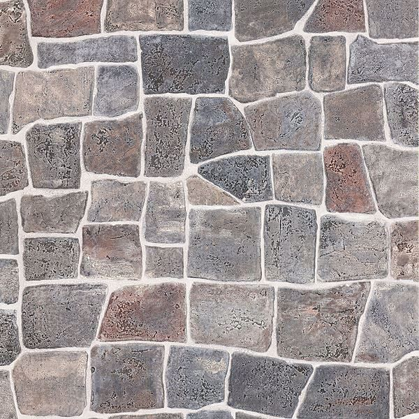 412 44150 Grey Flagstone Rock Wall Texture Flagstone Brewster