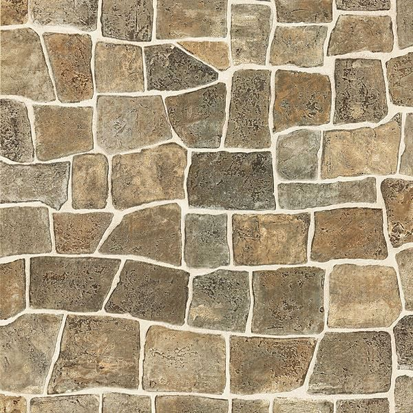 Flagstone Taupe Flagstone Rock Wall Texture