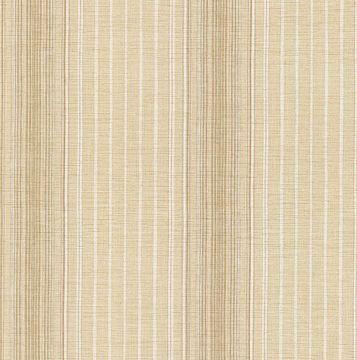 Natuche Beige Linen Stripe