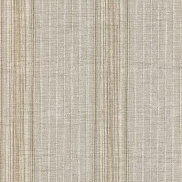 Natuche Grey Linen Stripe