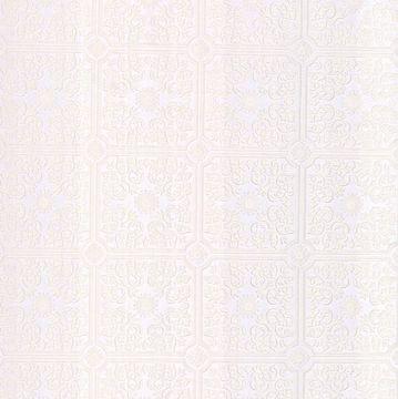 Sabrina White Tin Ceiling