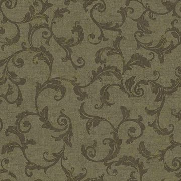 Brown Tonal Scroll